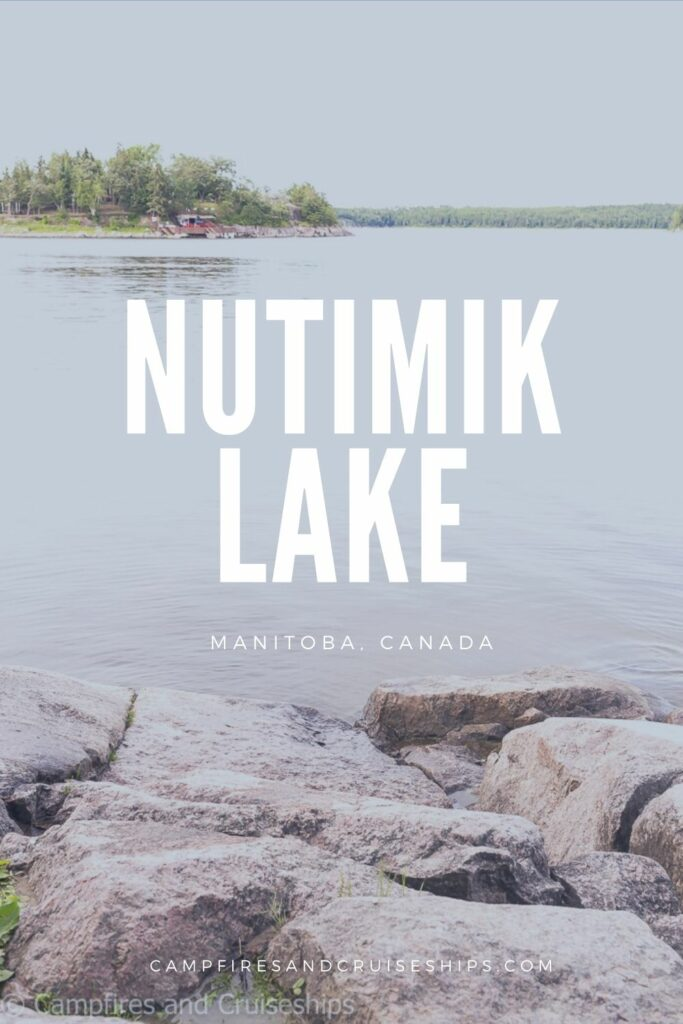 nutimik lake image with title in white